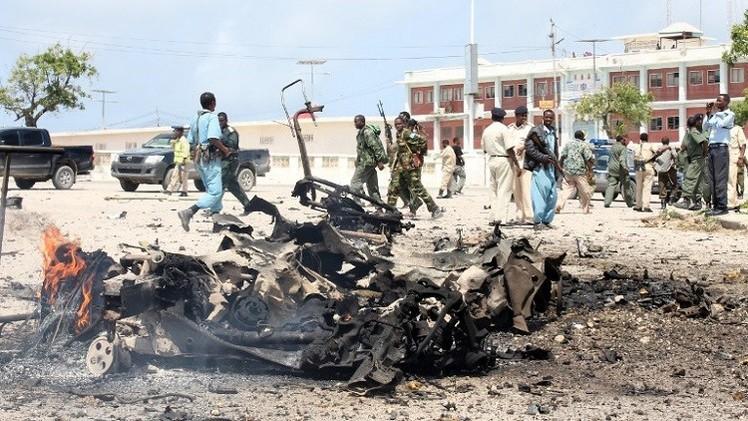 الصومال.. مقتل 4 أشخاص بانفجار قرب البرلمان و