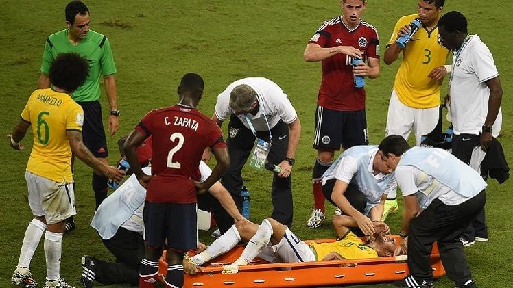 نيمار خارج كأس العالم