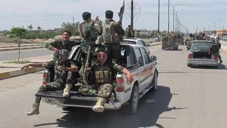 اشتباكات قرب الفلوجة والجيش العراقي يحبط محاولة لاقتحام مصفاة بيجي