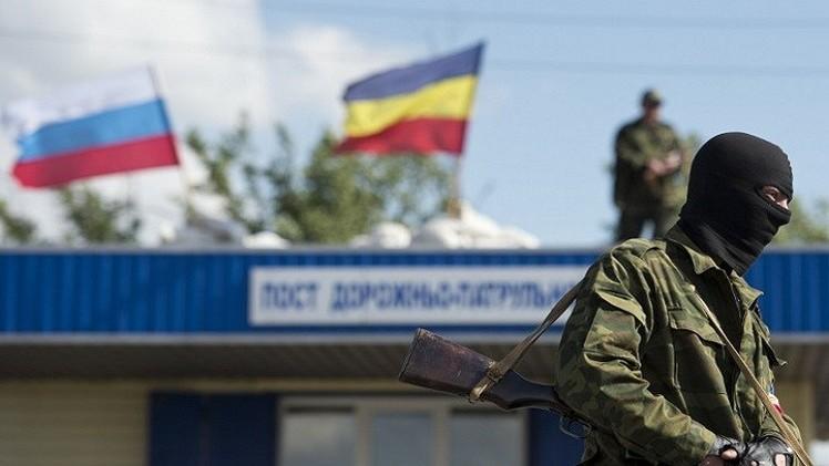 تجدد القصف من جانب أوكرانيا على القسم الروسي من معبر دونيتسك