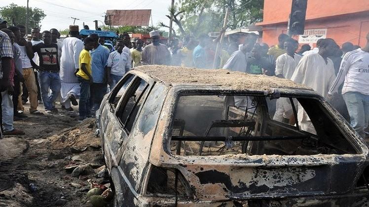 5 قتلى وعشرات الجرحى بهجوم انتحاري في نيجيريا