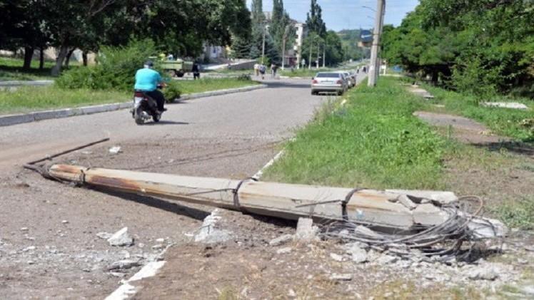 كييف تعلن سيطرة الجيش على 4 مدن بمقاطعة دونيتسك شرق أوكرانيا