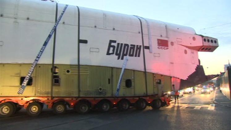 بالفيديو..المكوك الفضائي الروسي يقوم برحلة ليلية معقدة