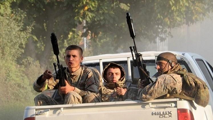 مقتل 5 مسلحين في إطار عملية مكافحة الإرهاب بداغستان
