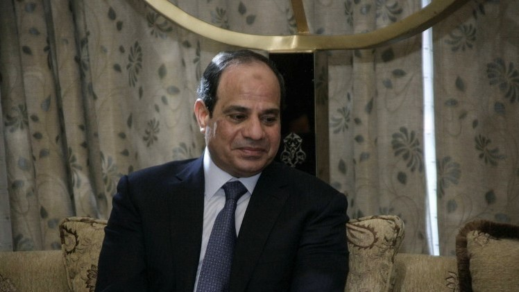 السيسي: استفتاء الأكراد بداية كارثية لتقسيم العراق
