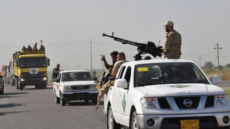 المالكي يعلن عن مقتل قائد عسكري كبير في المعارك مع المسلحين