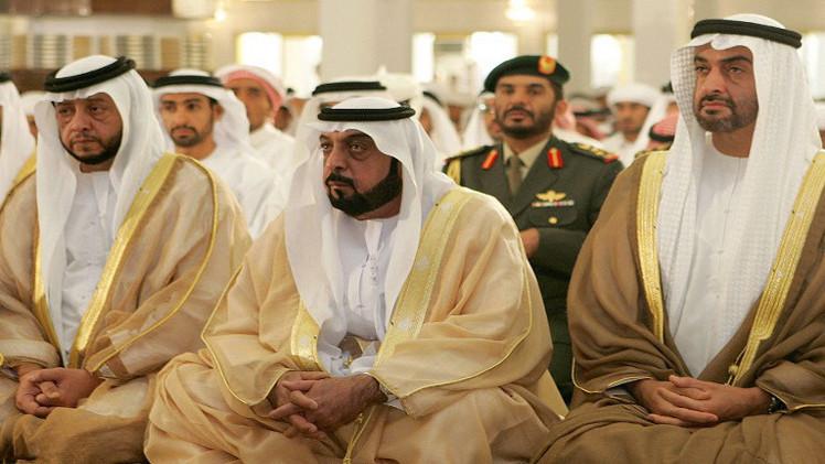 ولي عهد أبوظبي: رئيس الإمارات في حالة صحية جيدة