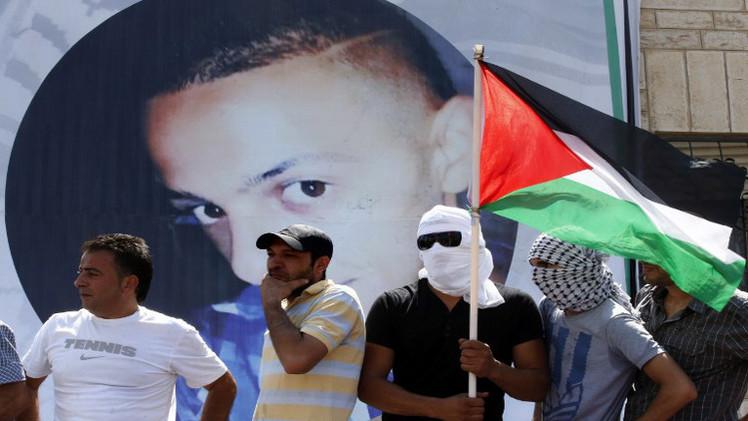 3 مشتبه بهم اعترفوا بقتل وحرق الطفل الفلسطيني محمد أبو خضير