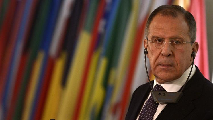 لافروف: روسيا مستعدة للحوار مع جميع الأطراف بشأن السيل الجنوبي