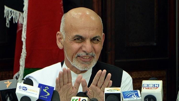 أشرف غني يفوز بانتخابات الرئاسة الأفغانية