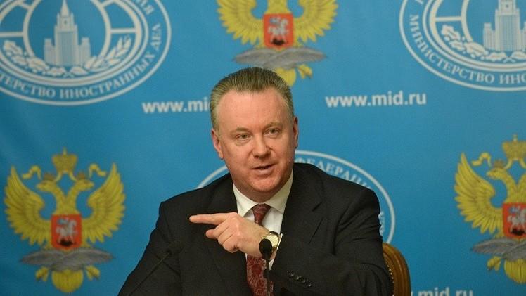 موسكو تنوي متابعة نشاطات طوكيو على ضوء إعلانها عن حق الدفاع الذاتي الجماعي