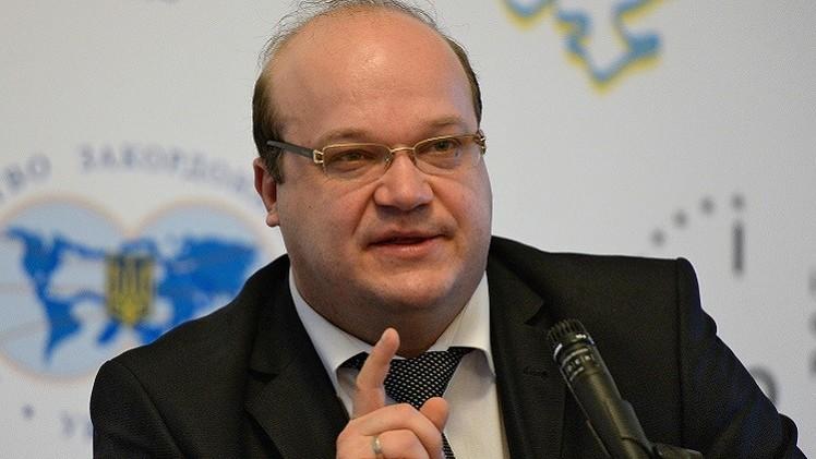 كييف: انضمام أوكرانيا إلى الناتو ليس موضوعا حيويا