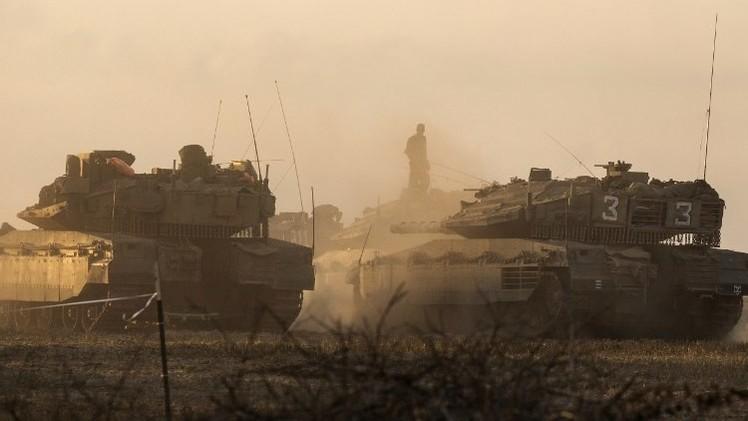 أوباما يدعو الإسرائيليين والفلسطينيين إلى ضبط النفس