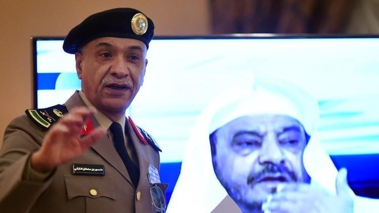 الداخلية السعودية تنشر أسماء منفذي الهجوم على معبر الوديعة