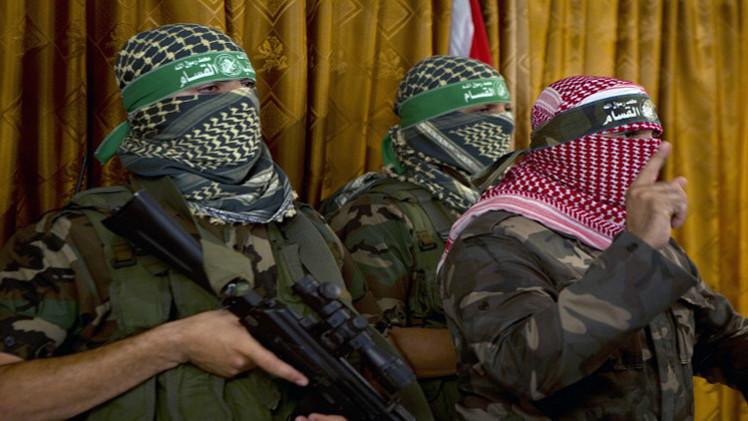 القسام تعلن  مسؤوليتها عن قصف حيفا والقدس وتل أبيب