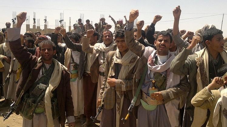 سقوط عمران بيد الحوثيين