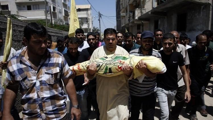 الأردن يدين الغارات الإسرائيلية على غزة ويدعو إلى وقفها