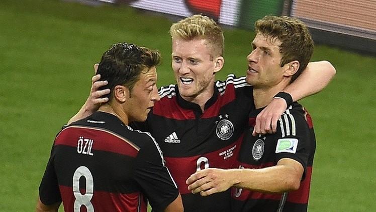 300 ألف يورو لكل لاعب ألماني في حال الفوز بمونديال البرازيل
