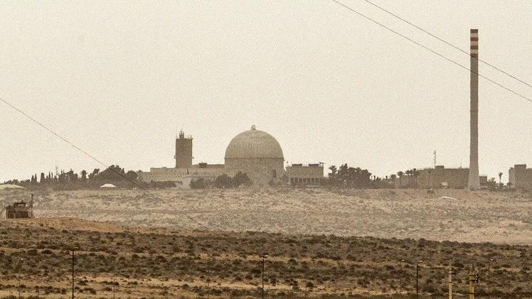 سقوط 3 صواريخ قرب مفاعل ديمونة جنوب اسرائيل
