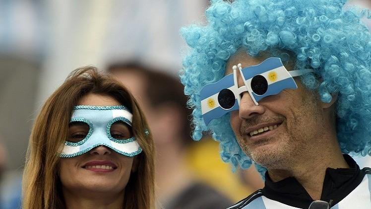 التشكيلة الرسمية لمباراة الأرجنتين وهولندا