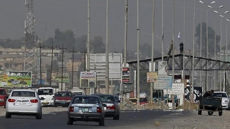 بغداد تقلل من شأن المواد الخطرة التي استولى عليها المتطرفون