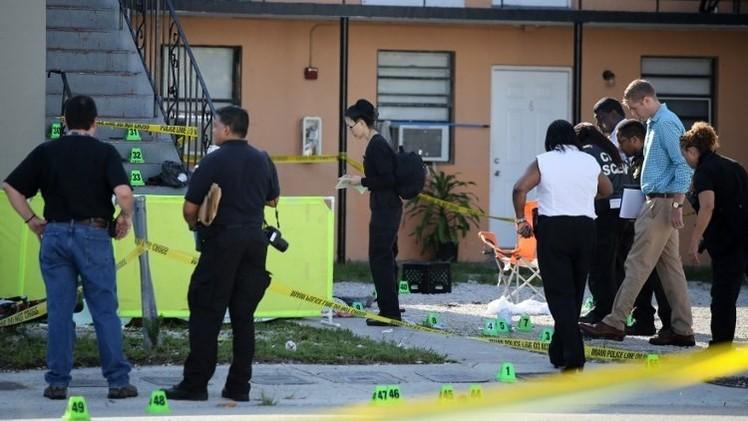 خلاف عائلي في ولاية تكساس  يسبب مقتل 6 أشخاص غالبيتهم أطفال