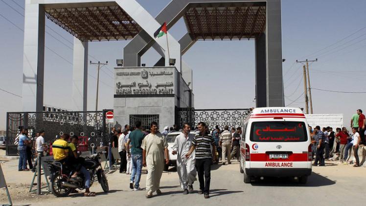 مصر تفتح معبر رفح لاستقبال الجرحى الفلسطينيين من غزة