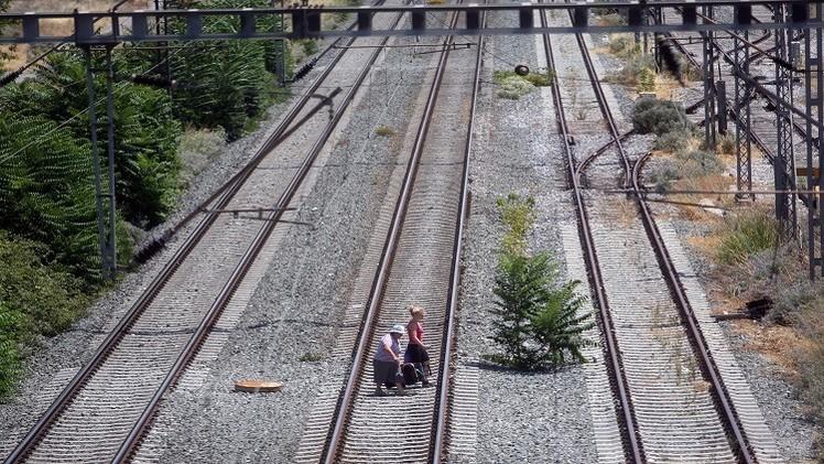 روسيا تنوي شراء شركة السكك الحديدية اليونانية