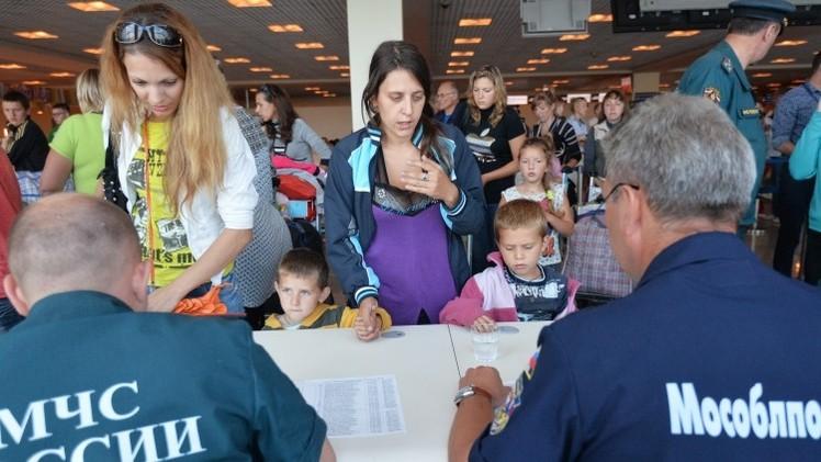 روسيا تعلن حالة الطورئ في 6 من مقاطعاتها بسبب تدفق اللاجئين الأوكرانيين