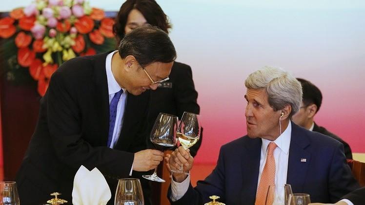 بكين وواشنطن تتفقان على تعزيز تعاونهما العسكري
