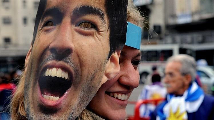 سواريز إلى برشلونة مقابل 88 مليون يورو