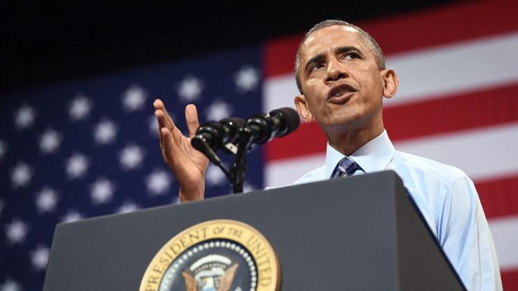 أوباما يؤكد لنتانياهو استعداد واشنطن للمساعدة في وضع حد للأزمة مع قطاع غزة