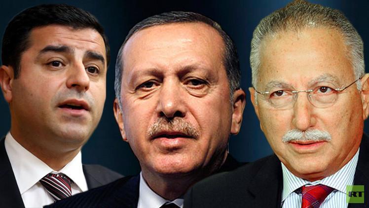اللجنة الانتخابية المركزية في تركيا تسجل رسميا 3 مرشحين للرئاسة التركية