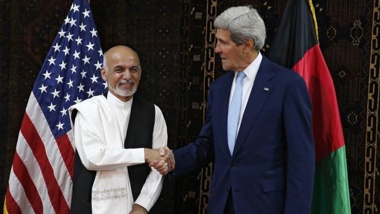 أشرف عبد الغني يؤيد إجراء أوسع تحقيق ممكن حول عمليات التزوير المفترضة في الانتخابات الافغانية