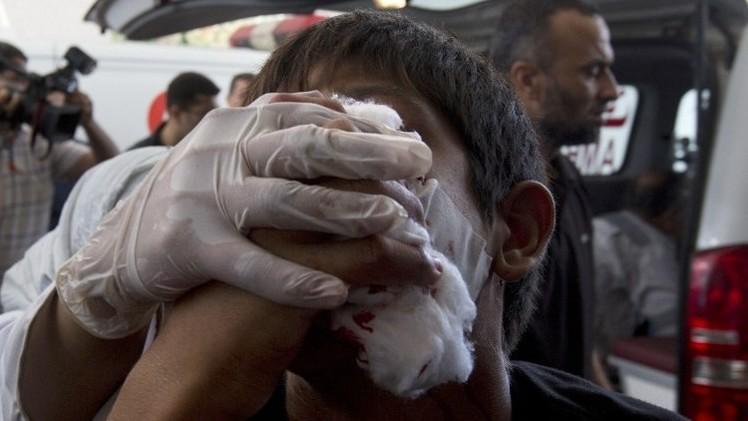 نذر كارثة طبية في قطاع غزة