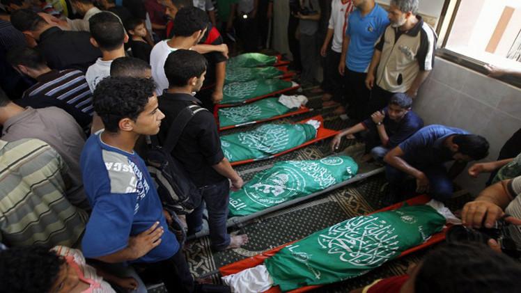 المجازر الإسرائيلية حولت 4 عائلات فلسطينية الى أثر بعد عين