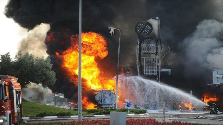 إسرائيل تخسر ملايين الدولارات يوميا نتيجة الاعتداء على غزة