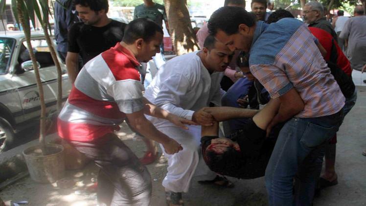 مقتل شخصين في اشتباكات بين الأمن ومؤيدين للإخوان في مصر