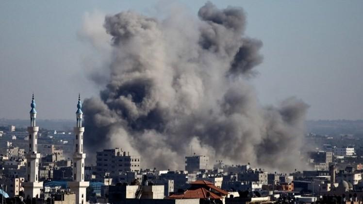 وكالة: فلسطين تعد مشروع قرار لمجلس الأمن الدولي يدعو إلى وقف إطلاق النار