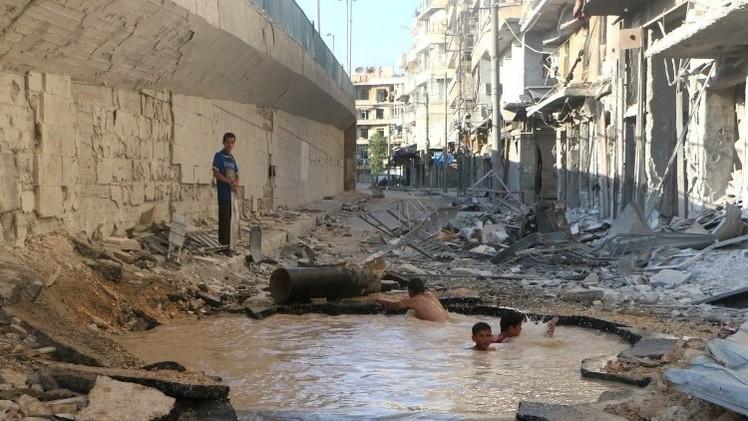 دبلوماسيين غربيين : مجلس الأمن سيصوت يوم الأثنين على مشروع قرار بشأن المساعدات الانسانية إلى سورية