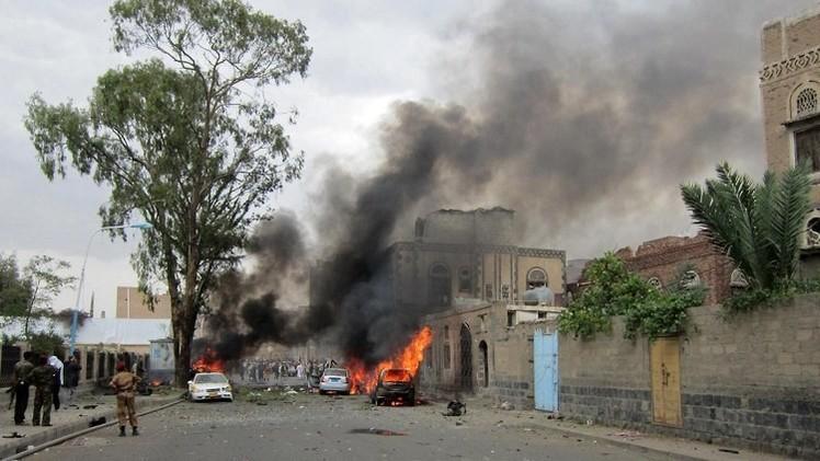 مسؤولون: رجال قبائل فجروا خط أنابيب النفط الرئيسي في اليمن
