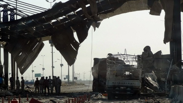 مقتل 13 شخصا في انفجارات بكركوك