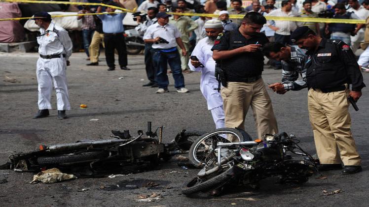 مقتل 13 مسلحا و3 جنود شمال باكستان