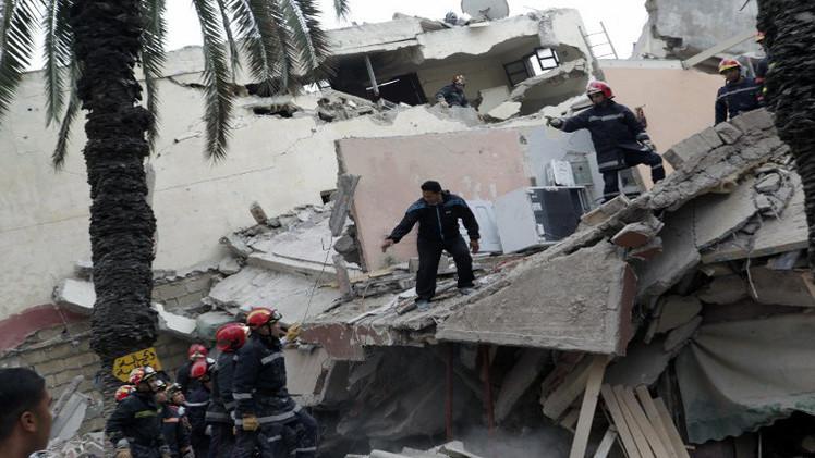 ارتفاع حصيلة انهيار 3 مبان سكنية في المغرب إلى 23 قتيلا