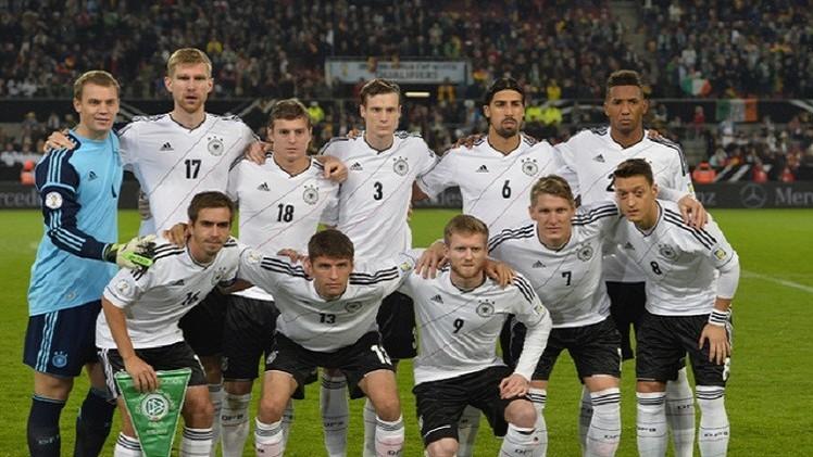 التشكيلة المتوقعة للمنتخب الألماني في نهائي المونديال