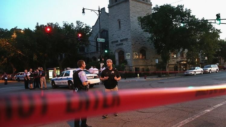 مقتل شخصين وجرح 18 في إطلاق نار في مدينة شيكاغو الأمريكية