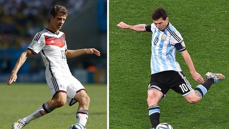 ألمانيا والأرجنتين.. كلاسيكو أم حرب نجوم أم ملحمة كرة قدم
