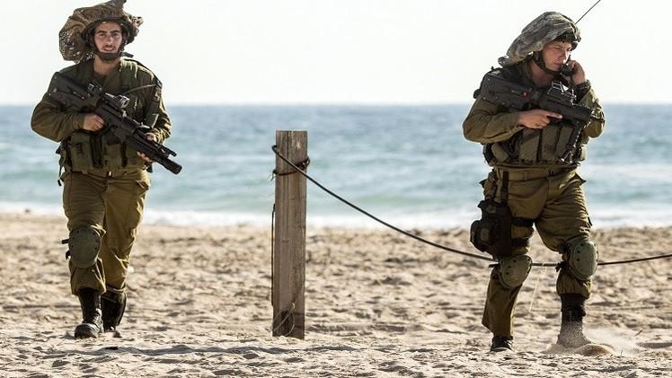 مقاتلو حماس يتصدون لإنزال إسرائيلي قبالة شواطئ غزة