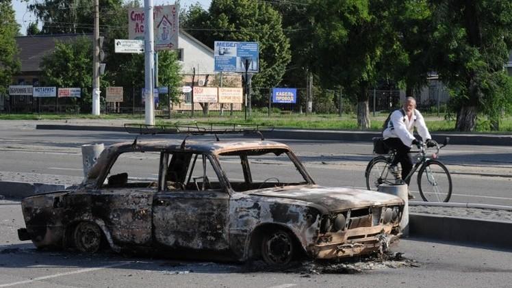 كييف: عشرات القتلى في استهدف الجيش لـ 5 مواقع للدفاع الشعبي