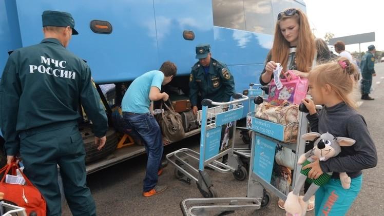 روغوزين يدين دعوة كييف لمنع الأيتام الأوكرانيين من دخول الأراضي الروسية